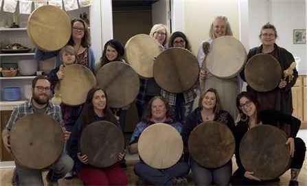 Native American Drum-Making Workshop